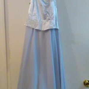 Dresses & Skirts - Periwinkle Formal Gown